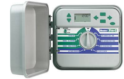our controller manuals rh americannationalco com Hunter X Core Owner's Manual Hunter EC Sprinkler Controller Manual