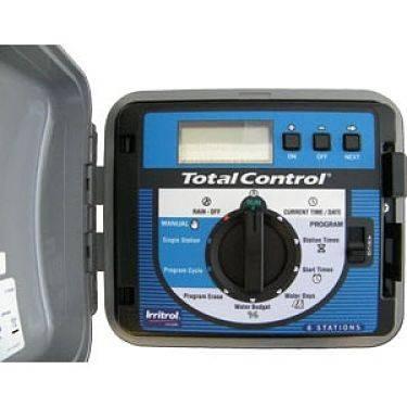 Irritrol total control controller