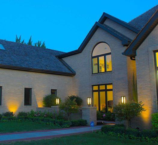 Outdoor Security Lighting Increase Your Home S Value