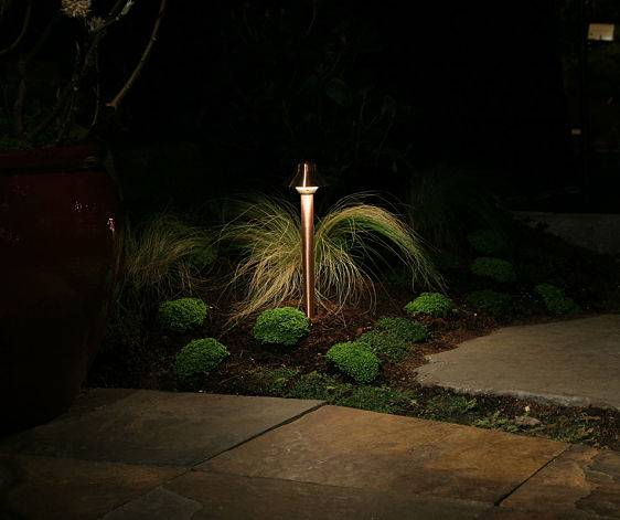 Best LED lighting company - pathway light by American National.