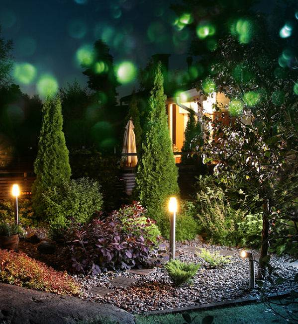 Landscape Lighting Chicago Systems For Your