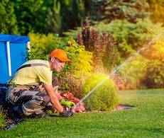 Sprinkler System winterization - our technicians make sure your irrigation system is properly winterized.