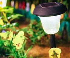 Low voltage landscape lighting can illuminate your outdoor landscape.