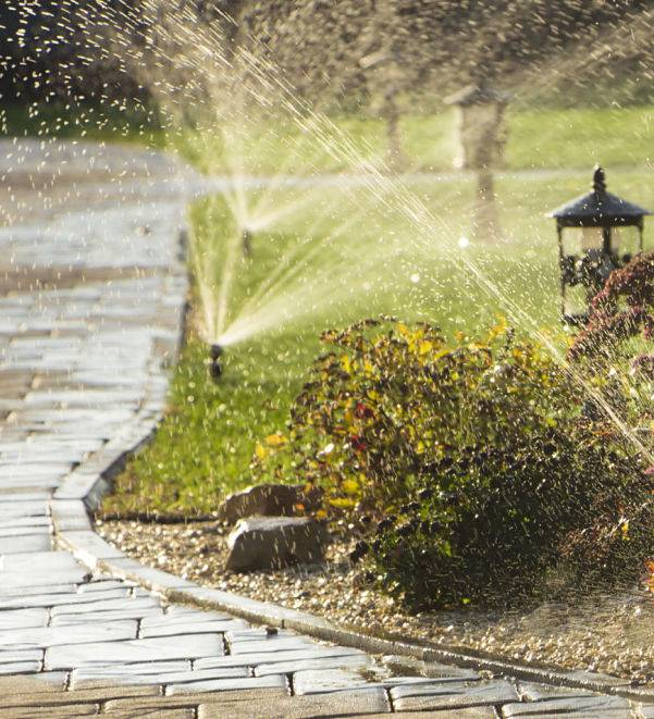 American National Sprinkler & Lighting - how to increase home value for appraisal - adding an automatic sprinkler system can increase your home value.