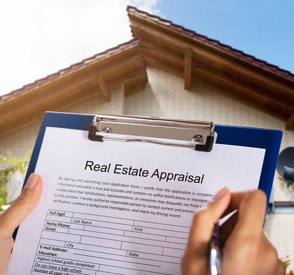 American National Sprinkler & Lighting - how to increase home value for appraisal - real estate appraisal form on clipboard.
